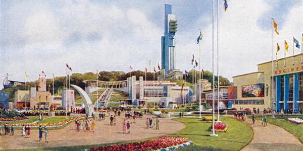 Postcard from Glasgow 1938