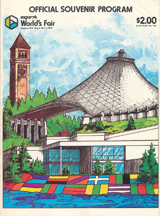 Official Program, Expo '74, Spokane