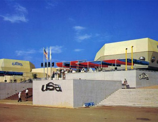 USA Pavilion, Expo '75, Okinawa