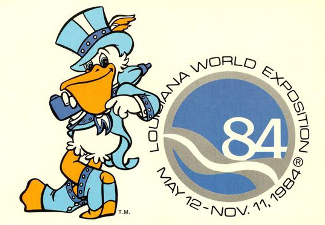 New Orleans World's Fair 1984