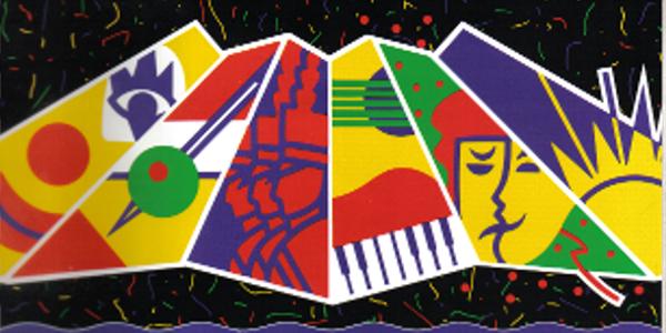 Sunsail symbols of Expo '88
