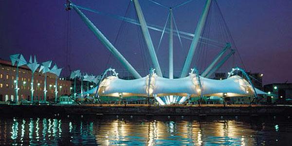 Expo 1992 Columbiad