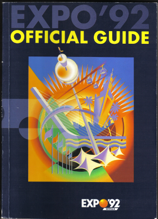 Expo 1992 Seville Guidebook