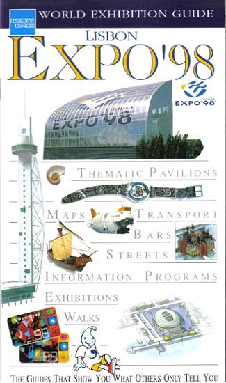 Lisbon Expo '98 Guidebook