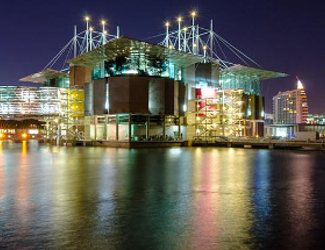 Legacy of Expo '98, Oceans Aquarium