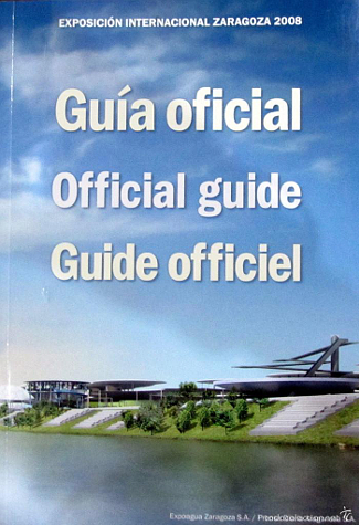 Guidebook of Expo 2008