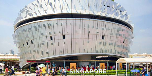 Shanghai, China Expo 2010
