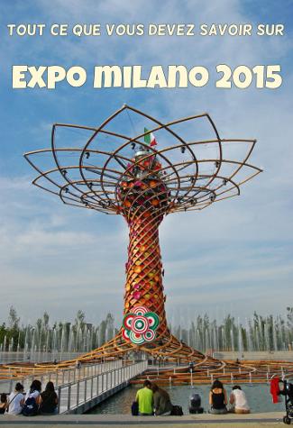 Milan Expo 2015 Promo Book