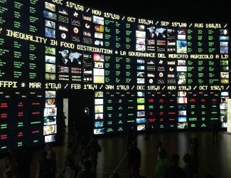 Digital Screens, Expo 2015