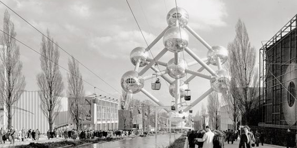 Brussels World's Fair 1958