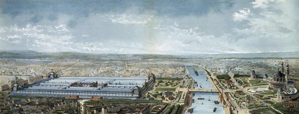Paris World's Fair 1878