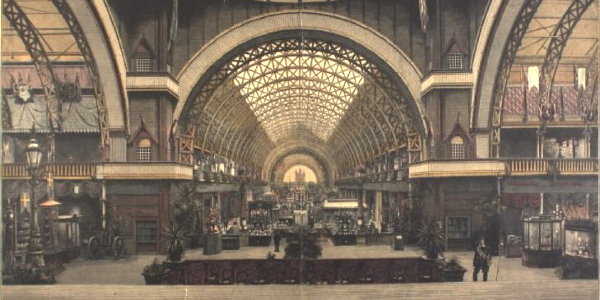 Copenhagen World's Fair 1888