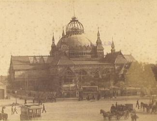 Great Hall of Copenhagen 1888