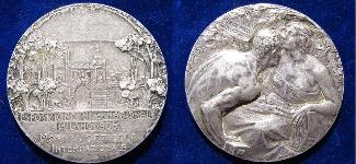 Milan Medallion 1906