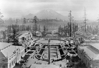 Seattle Alaska-Yukon-Pacific Exposition