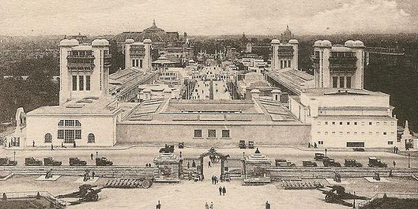 Paris 1925 Exposition