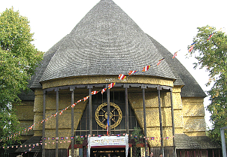 Pavilion of Togo