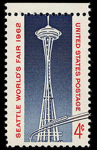 Seattle Century 21 Exposition 1962