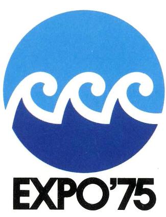 Okinawa Expo '75 Logo
