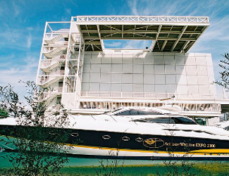 Expo 2000 Monaco Pavilion