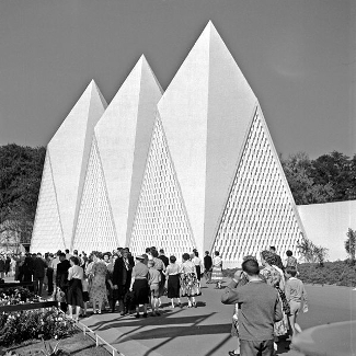 United Kingdom Pavilion Expo 58