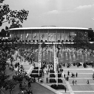 United States Pavilion, Brussels 1958