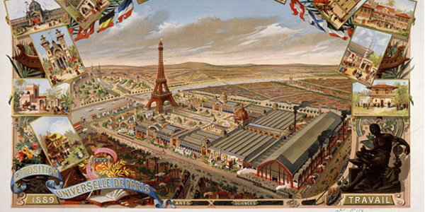 Paris World's Fair 1889
