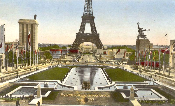 Paris World's Fair 1937
