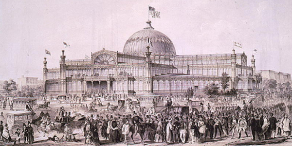New York World's Fair 1853-4