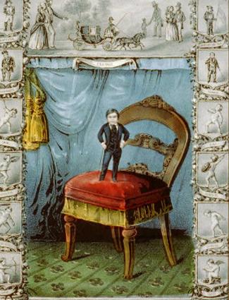 Tom Thumb 1849
