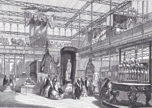 United States Exhibit, London 1851