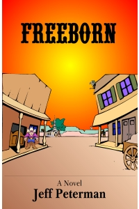 Freeborn novel cover image